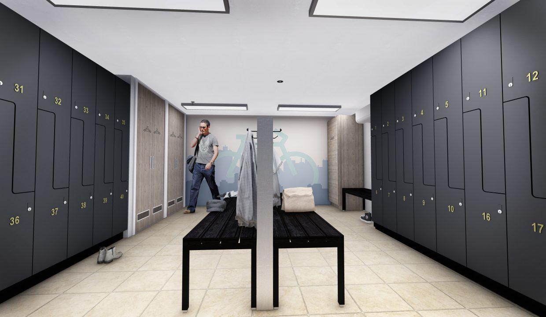 Render - Change Room