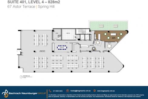 L4 Spec Suite, 828m2 BNG