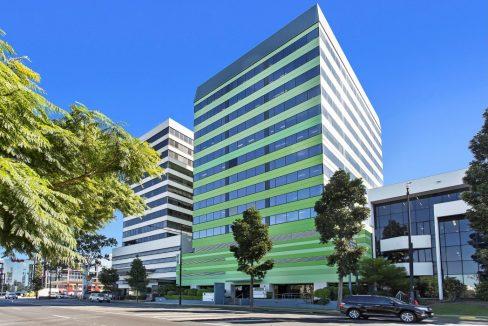 Front Building View - 301 Coronation Drive